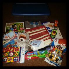 Did my first #OperationChristmasChild box this year with my toddler. We packed for a little boy, 2-4.