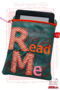 eReader Hülle, Ebook-Reader Hülle von Die tapfere Schneiderin, handmade with love ... by Viola auf DaWanda.com