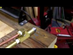 ▶ Siphon Nozzle for Waste Oil Burner - YouTube