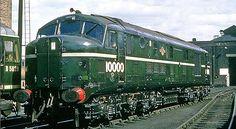 BR 10000 LMS Co-Co Diesel Electric Locomotive