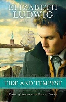Tide and Tempest  by Elizabeth Ludwig  http://www.faithfulreads.com/2014/11/tuesdays-christian-kindle-books-late_25.html