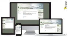 Wäfler Consulting GmbH, Biel, Flexipage, Responsive Webdesign, Internetauftritt Web Design, Electronics, Phone, Real Estates, Things To Do, Design Web, Telephone, Phones, Website Designs