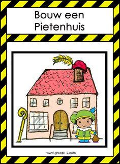 Bouwhoek: Thema Piet/Pietenhuis
