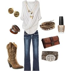 Perfect for one of our upcoming country concerts :-)