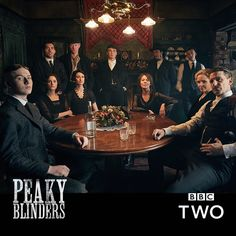 """Peaky Blinders. These men will not leave our city until our whole family is dead."""" #PeakyBlinders continues...…"""""""