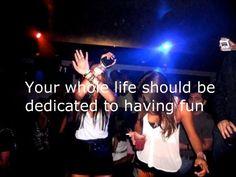 celebrate the life we live