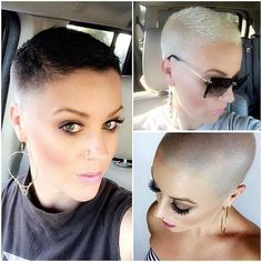 912 Best Short Hair Fun Images In 2019 Pixie Cuts Haircuts Short
