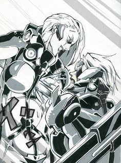 Mistral & Raiden