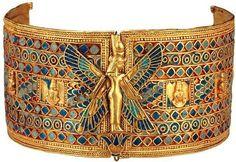 Pharaoh Tutankhamun, Golden Bracelet
