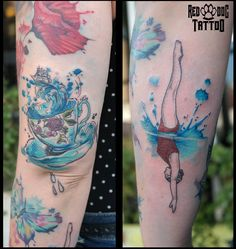Tattoo done by Mr Red Dog at Red Dog Tattoo  Facebook: Reddogtattoo