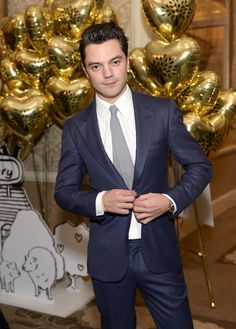 Inside the Hottest Award Season Parties in L.A. - Dominic Cooper