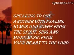 ephesians 5 19 music from your heart powerpoint church sermon Slide03http://www.slideteam.net