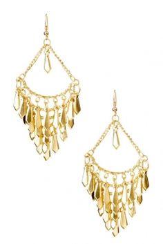 Cam & Zooey Fringe Jewelry $31