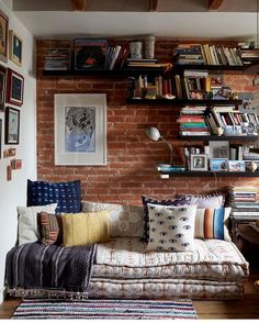 How to Fit a Reading Nook into the Smallest of Spaces Wie man eine Leseecke auf kleinstem Raum einbaut The dream Home(s) (Visited 3 times, 1 visits today)