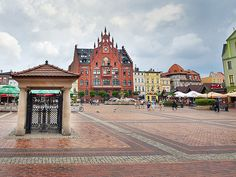 Chojnice i okolice: Krótko o Chojnicach