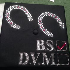 Pre-vet graduation cap!