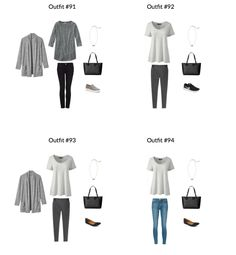 The Stay At Home Mom Capsule Wardrobe e-Book: Spring 2017 Collection - Classy Yet Trendy