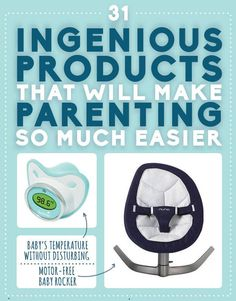 31 Ingenious Products That Will Make Parenting So Much Easier