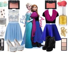 Frozen outfits