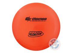 NEW Innova GStar Mamba 162g Orange LIGHTWEIGHT Distance Driver Golf Disc #Innova