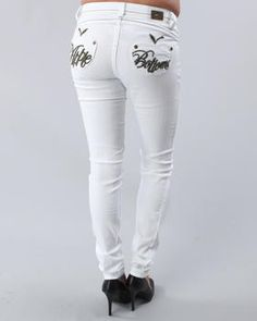 Apple Bottom Jeans!! totally want a pair of these when im skinny ...