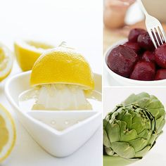 10 Detox Foods - whether it's post holiday, post junk food binge, or starting to eat clean