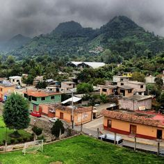 Pueblo mágico de Tlayacapan Morelos