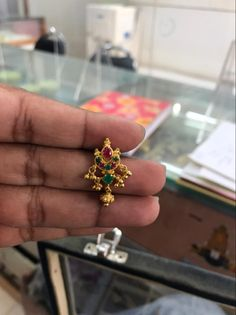 Gold Jhumka Earrings, Gold Bridal Earrings, Jewelry Design Earrings, Gold Earrings Designs, Gold Jewellery, Jewelery, Gold Necklace, Gold Earrings For Kids, Baby Earrings
