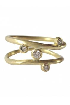 Sarahmcguire-sarahmcguire-1815 - I like that this is essentially two rings, but that they're attached. And the colors and design are nice. :)