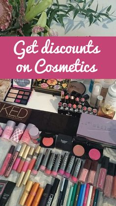 How to save at Sephora, ULTA, elf, BH cosmetics. Would totally help my makeup obsession