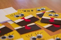 Spongebob Party invites..always about the diy