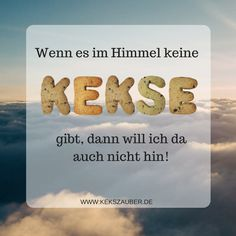 ...weil Kekse einfach lecker sind! #eatmorecookies #KEKSZauber #buchstabenkekse #allesbio #geschenkidee #Himmel #welovecookies #KEKSE