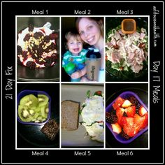 21 day fix day 17 meals Weekly meal plan updated on Mondays with a vlog! asfitnessandhealth.com/blog
