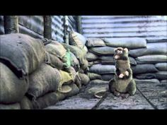▶ Horrible Histories:First day in the trenches. Shouty Man: World War I WeeWee - YouTube, w14-15