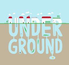 Underground - Kristin Chae