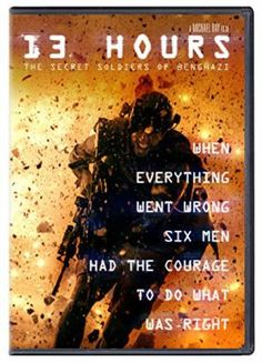 3 HOURS: THE SECRET SOLDIERS OF BENGHAZI is the gripping true story of six elite ex-military operators assigned to protect the CIA who fought back against overwhelming odds when terrorists attacked a U. diplomatic compound on September When Everything Goes Wrong, Do What Is Right, Michael Bay, City Library, Movies Worth Watching, We Movie, Movies