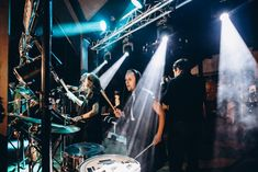 Garage Drum Show - шоу барабанщиків | Луцьк