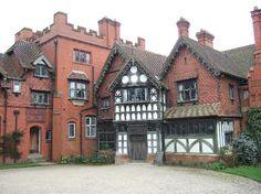 Wightwick Manor, Wolverhampton, West Midlands, Buckinghamshire, England | Wightwick Manor and Gardens