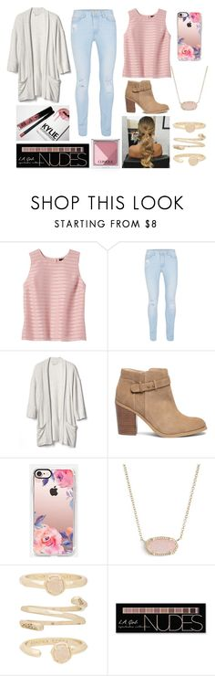 """""""*blushes*"""" by beccastylesxoxo on Polyvore featuring Banana Republic, Topman, Gap, Sole Society, Casetify, Kylie Cosmetics, Kendra Scott, Charlotte Russe and Clinique"""