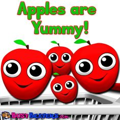 These Catchy Songs & Colorful Lessons Teach Toddlers Apples, Oranges, Carrots, Celery & More.  What Fruits & Vegetables do you Like?  Please like & share this video for support.  https://www.youtube.com/watch?v=kVBB8jhhy-c&list=PLDB6FE8E3E0778DC8&index=2