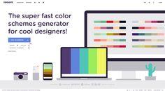 color schemes generator