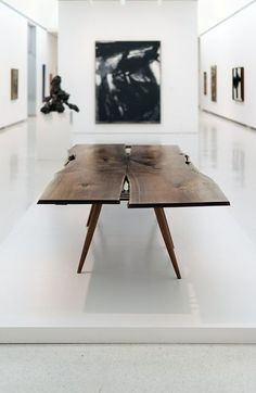 loveminimalstyle: George Nakashima Table