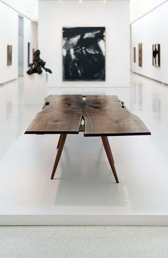 loveminimalstyle:  George Nakashima Table