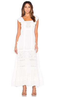 Shop for Spell & The Gypsy Collective Boho Bella Dress in White at REVOLVE. Free 2-3 day shipping and returns, 30 day price match guarantee.