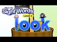 """Meet the Sight Words Level 3 - """"look"""" - YouTube"""