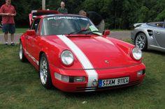 Red Porsche 964 | por jgyuhas