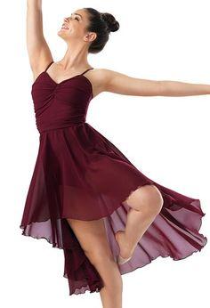 ballet costume for dance