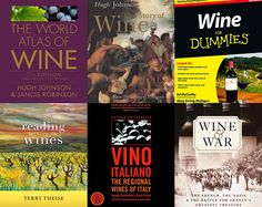 Brush up on your wine knowledge with these 15 books recommended by sommeliers. Thanks @Serious Eats: Drinks!