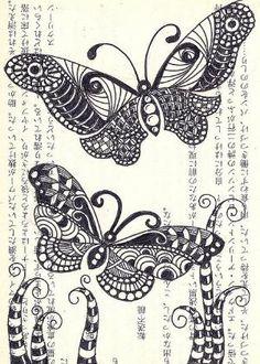 zen doodles by lana