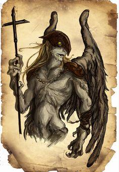 Archangel - shadowed by TheMushman.deviantart.com on @deviantART